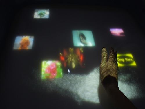 Интерактивный экран в вашей ванной