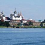 Большой Соловецкий остров. Соловецкий монастырь.