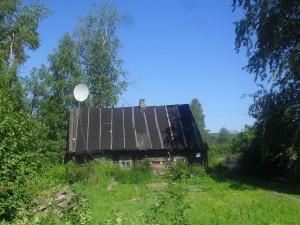 Сбываются ли мечты ветхий домик с антеной