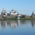 Соловки. Соловецкий монастырь.