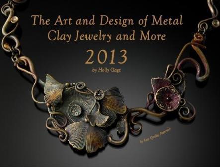 ювелирные изделия из металлической глины Anna Mazon