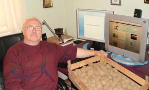 Как садить картофель?