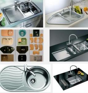как выбрать кухонную мойку