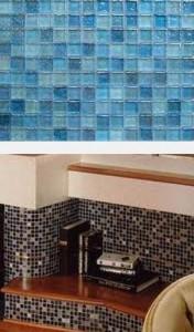 виды мозаичной плитки