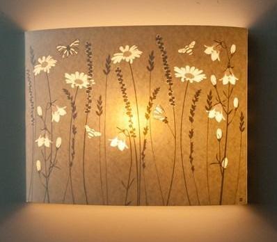 светильники ручной работы от Ханны Нанн.(Hannah Nunn)