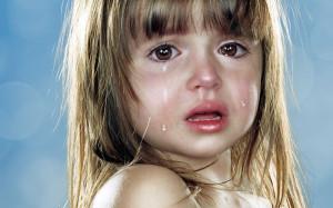 Детские слёзы
