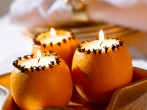 Ароматические свечи и палочки в повседневной жизни