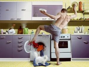 Семейные отношения. Женские хитрости.