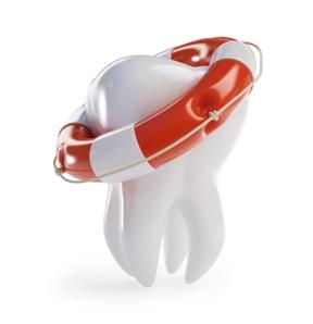 Уход за зубами и снятие воспаления десен.