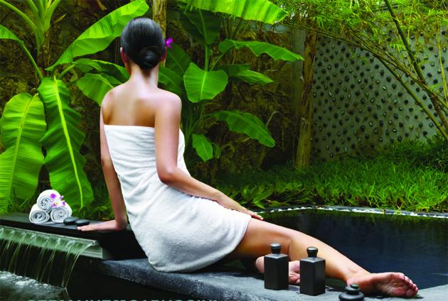 Полезные ванны для красоты и здоровья.