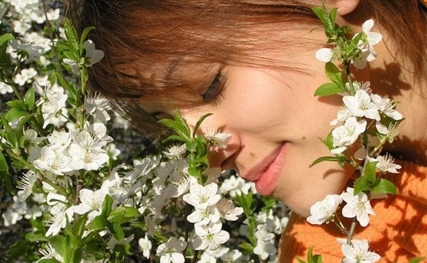 Чарующий аромат цветов