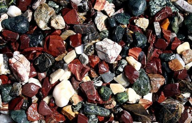 Кремень - целебный камень