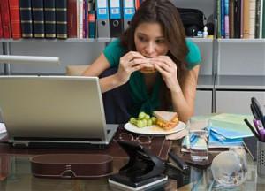 Чем пообедать на работе?