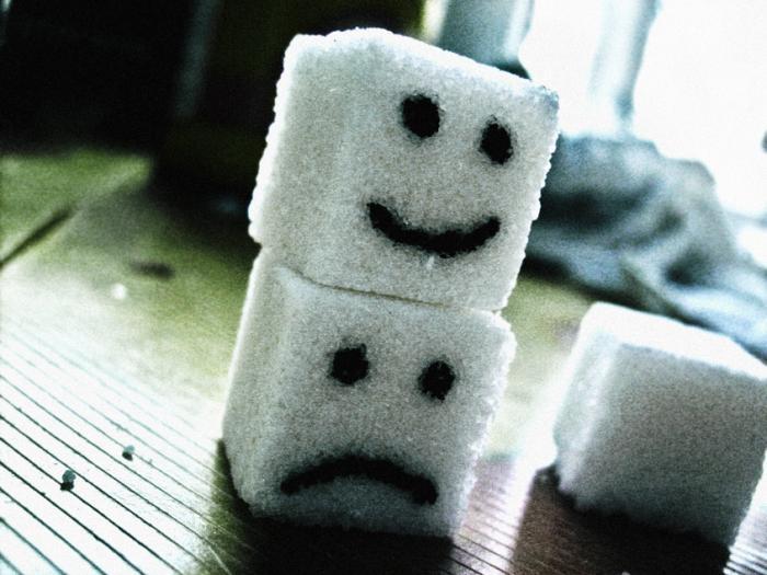 Питание при сахарном диабете.