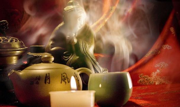 Чайная церемония. Приобщаемся к Востоку.