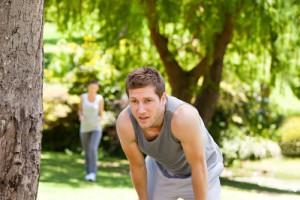 одышка при занятиях спортом