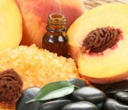 Чудесное масло из персика