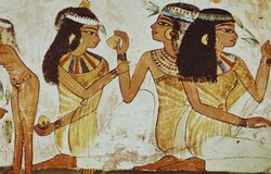 Как древние женщины предохранялись от беременности?