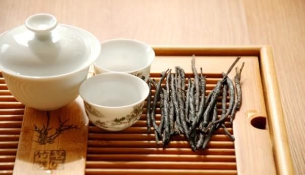 Кудин - самый горький чай