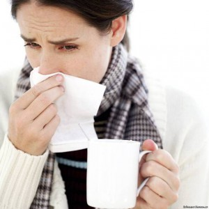 Народные средства от гриппа и простуды.
