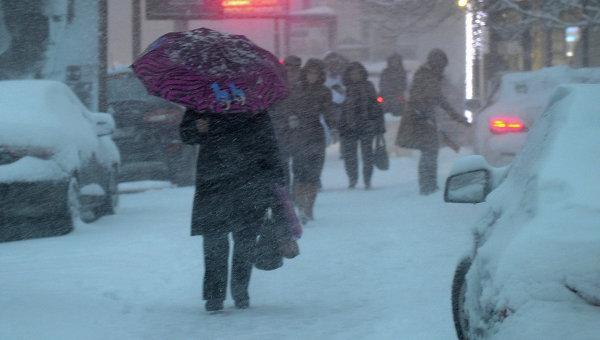 метеозависимость при снегопаде