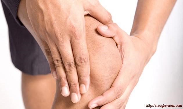 Симптомы артрита коленного сустава.