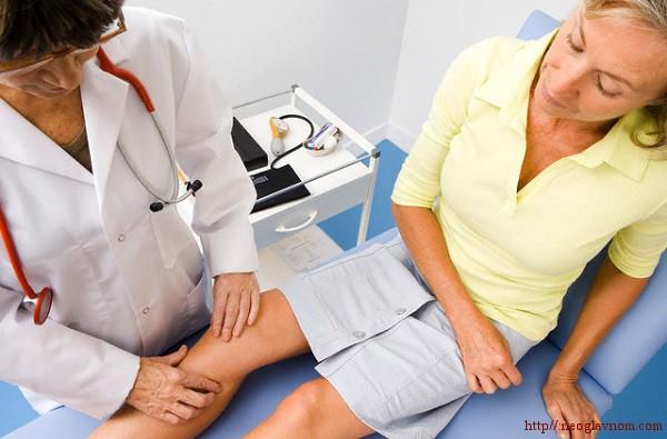 Как в домашних условиях вылечить артрит колена
