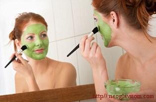 Польза щавеля для кожи лица