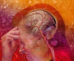 Если головная боль в области лба