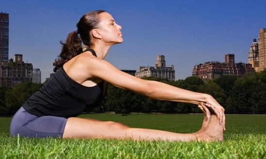 Упражнения на растяжку для начинающих