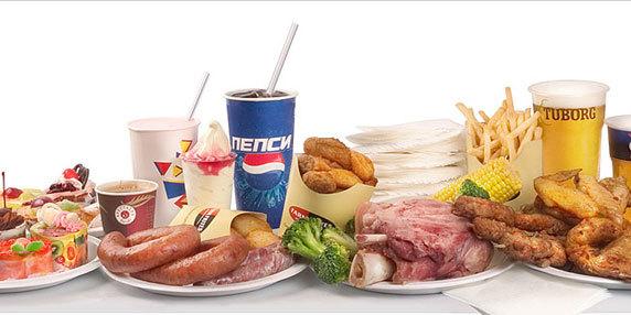 продукты вредные для организма