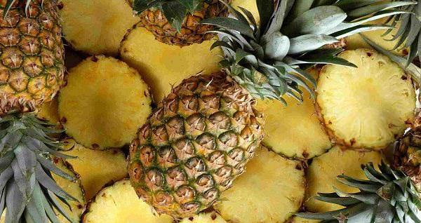 ананас польза и вред