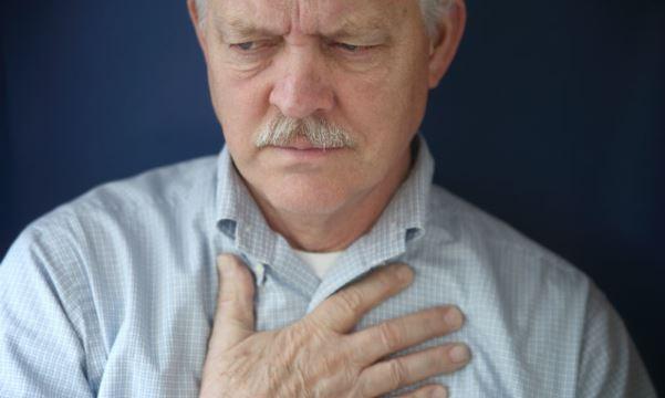 Причины жжения в грудной клетке