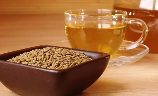 желтый чай свойства