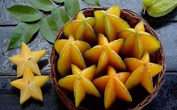 фрукт карамбола