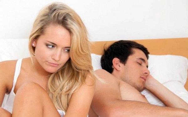 ошибки женщин в постели