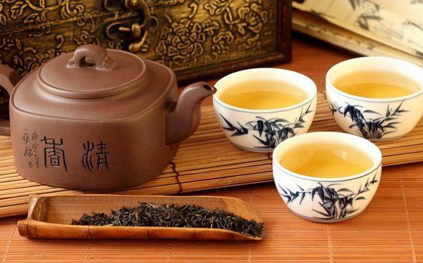 Китайский лечебный чай