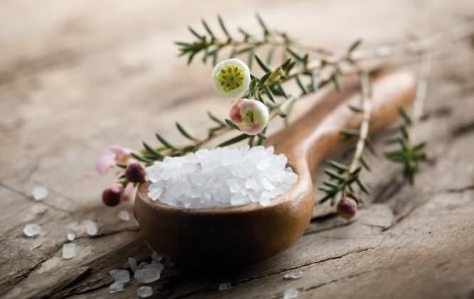 Морская соль польза и вред