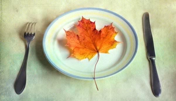 Осеннее питание
