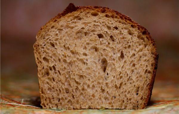 Хлеб - польза и вред.